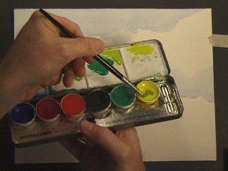 طريقة الرسم بالالوان المائية 011cl.jpg